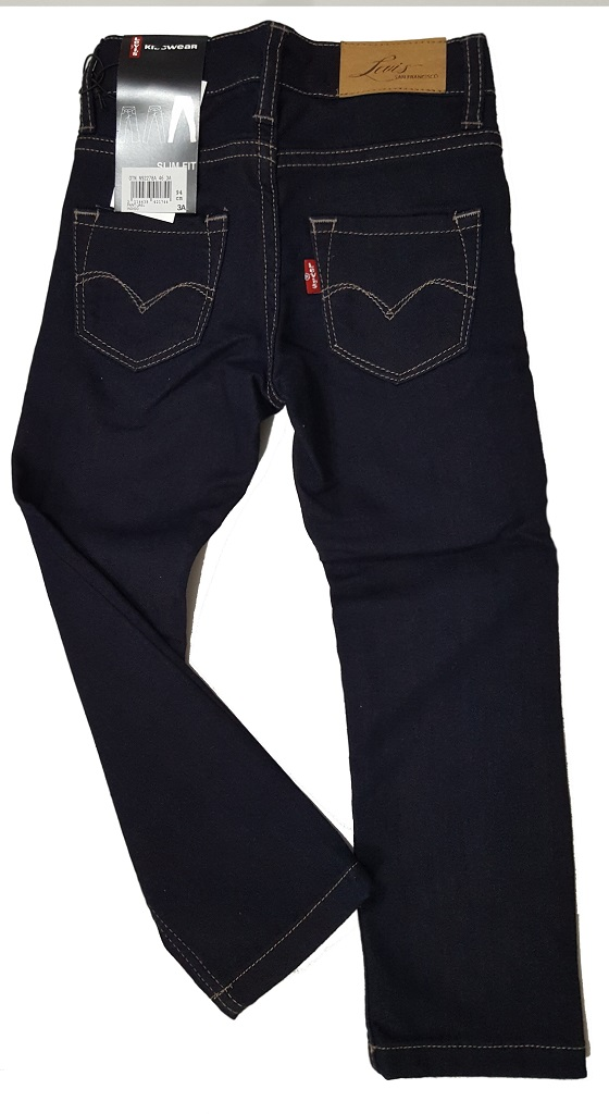 Pantalon Jeans Jael Fille - 3 ans