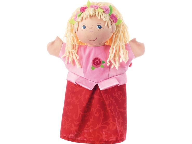 Marionnette Belle au Bois Dormant - 28 cm