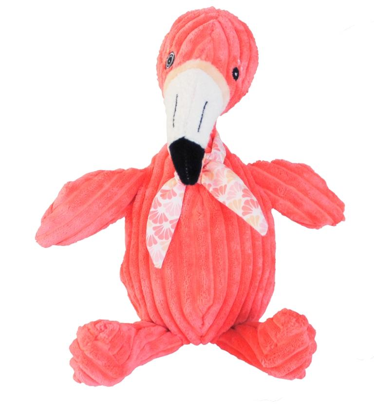 Peluche Flamingos Le Flamant Rose Simply - 33 cm