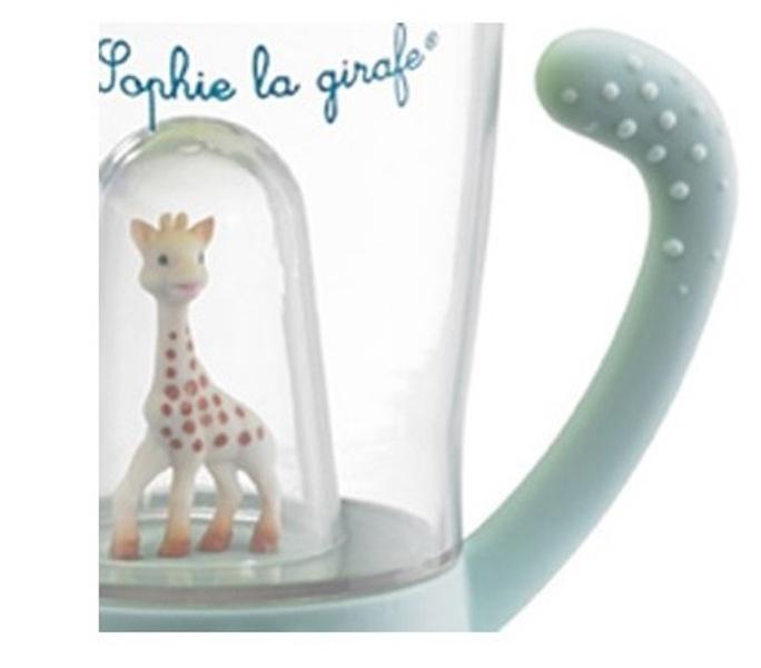 Set Tasse Anti-Fuite Sophie la Girafe