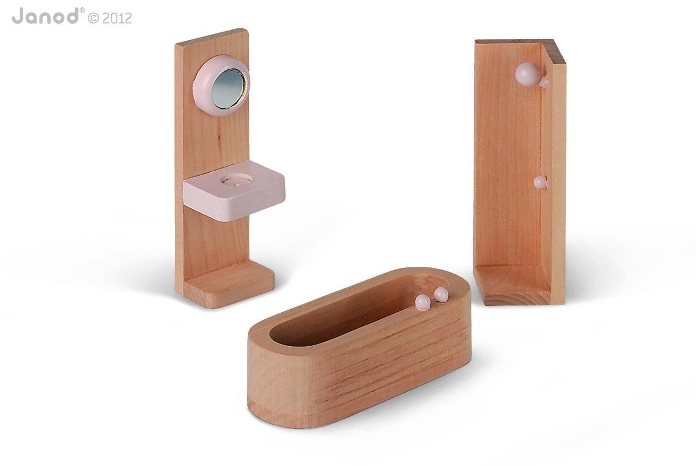 janod maison de poup e mademoiselle doudouplanet. Black Bedroom Furniture Sets. Home Design Ideas