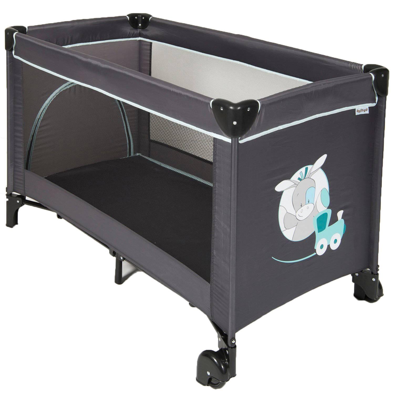 nattou lit pliant gaston et cyril doudouplanet. Black Bedroom Furniture Sets. Home Design Ideas