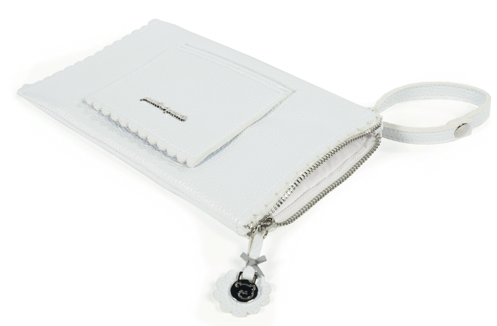Housse Lingettes Total White