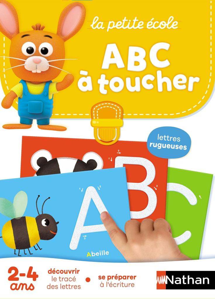 ABC à Toucher - La Petite Ecole
