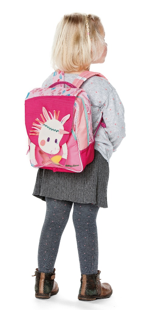 Cartable A5 Licorne Louise