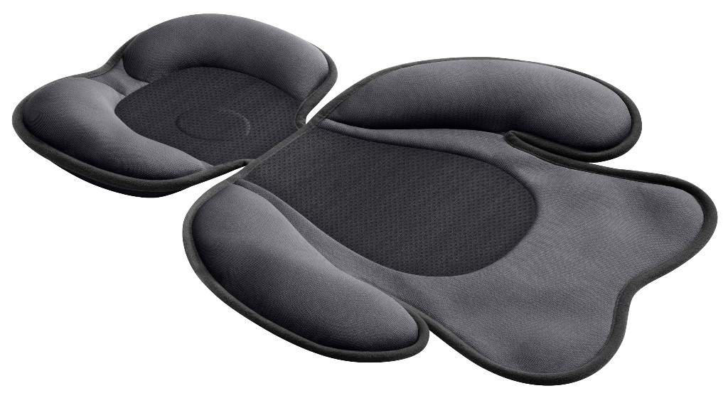babymoov coussin r ducteur pour si ge auto cosyseat noir zinc. Black Bedroom Furniture Sets. Home Design Ideas