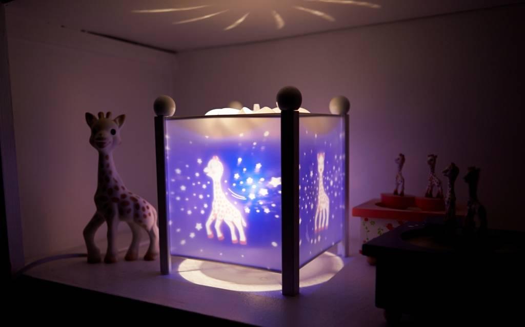 Trousselier boule neige sophie la girafe - Veilleuse sophie la girafe ...
