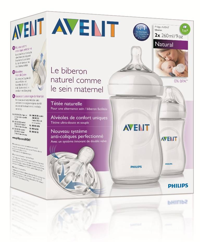 biberon avent 250ml