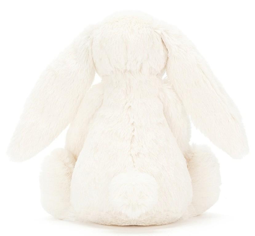 Peluche Lapin Crème Blossom - 18 cm