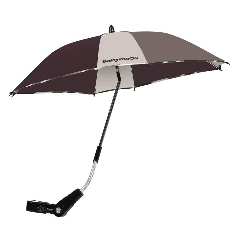 babymoov ombrelle anti uv chocolat beige. Black Bedroom Furniture Sets. Home Design Ideas