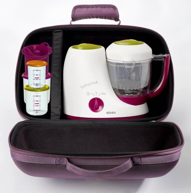 beaba babycook bag prune doudouplanet. Black Bedroom Furniture Sets. Home Design Ideas