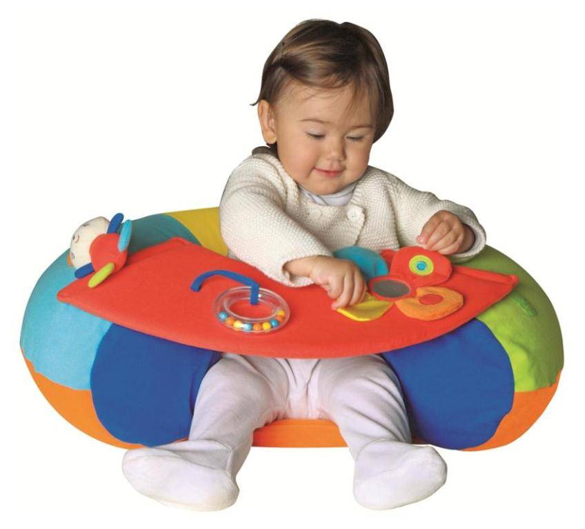 Bawi cale b b table d 39 eveil doudouplanet for Table d activite bebe