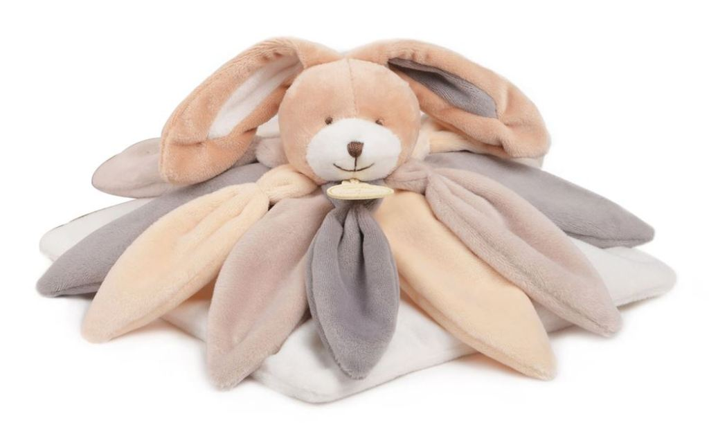 Doudou Lapin Taupe Collector - 28 cm