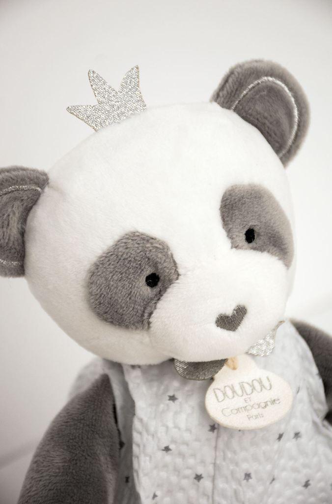 Peluche Panda Attrape-Reve 20 cm