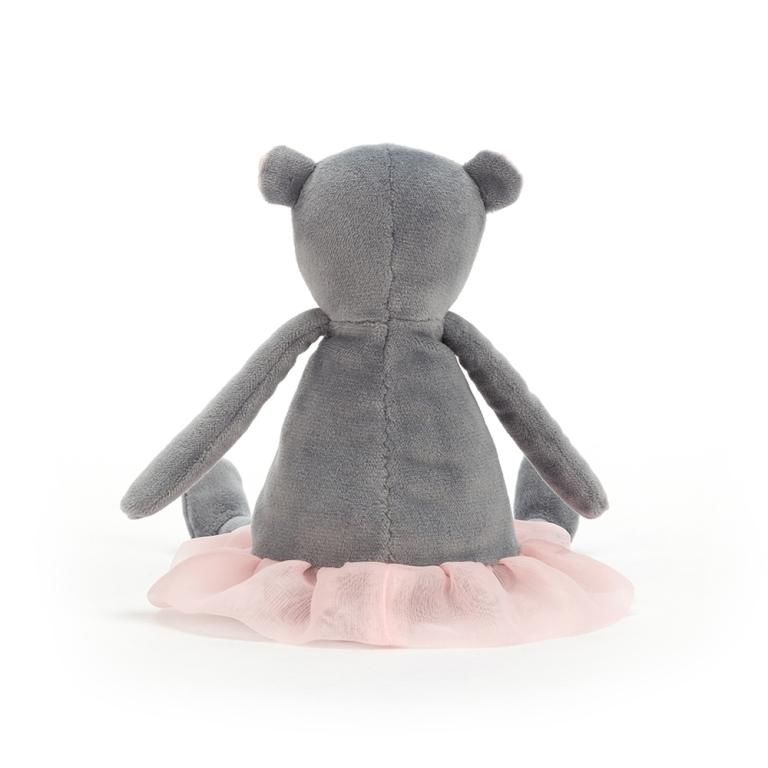 Peluche Hippo Dancing Darcey - 23 cm