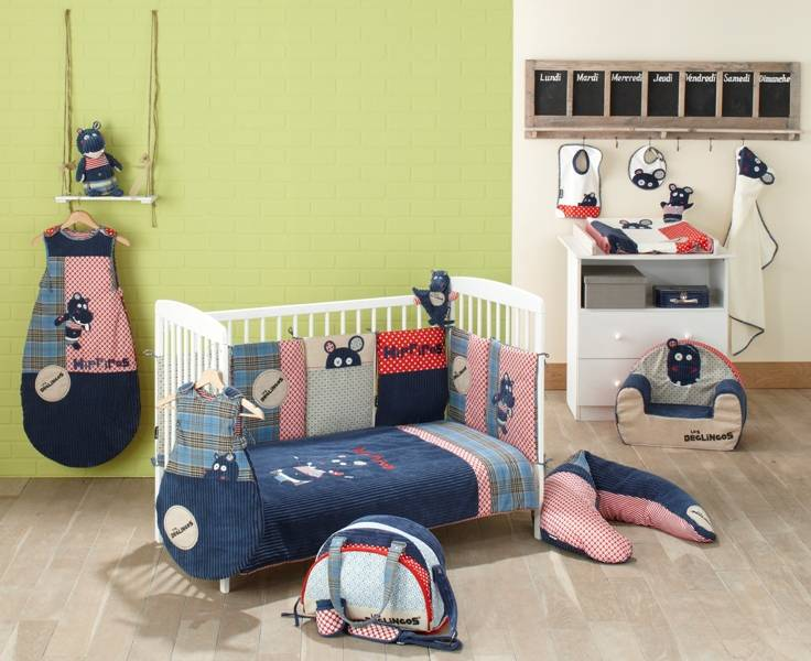 babycalin tour de lit hippopotame hippipos. Black Bedroom Furniture Sets. Home Design Ideas