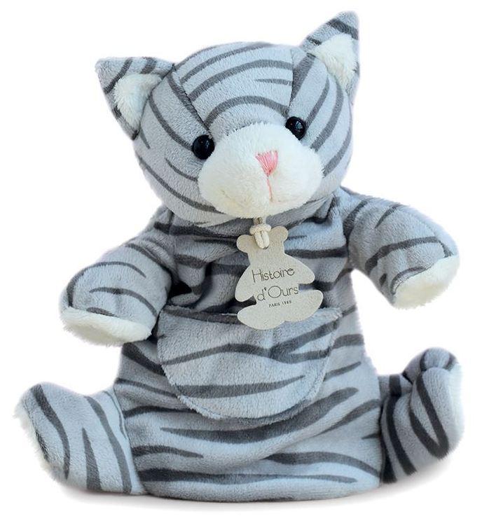 Marionnette Chat Tigré