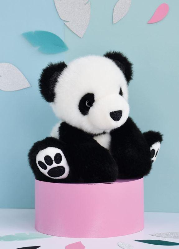 Peluche Panda So Chic 17 cm