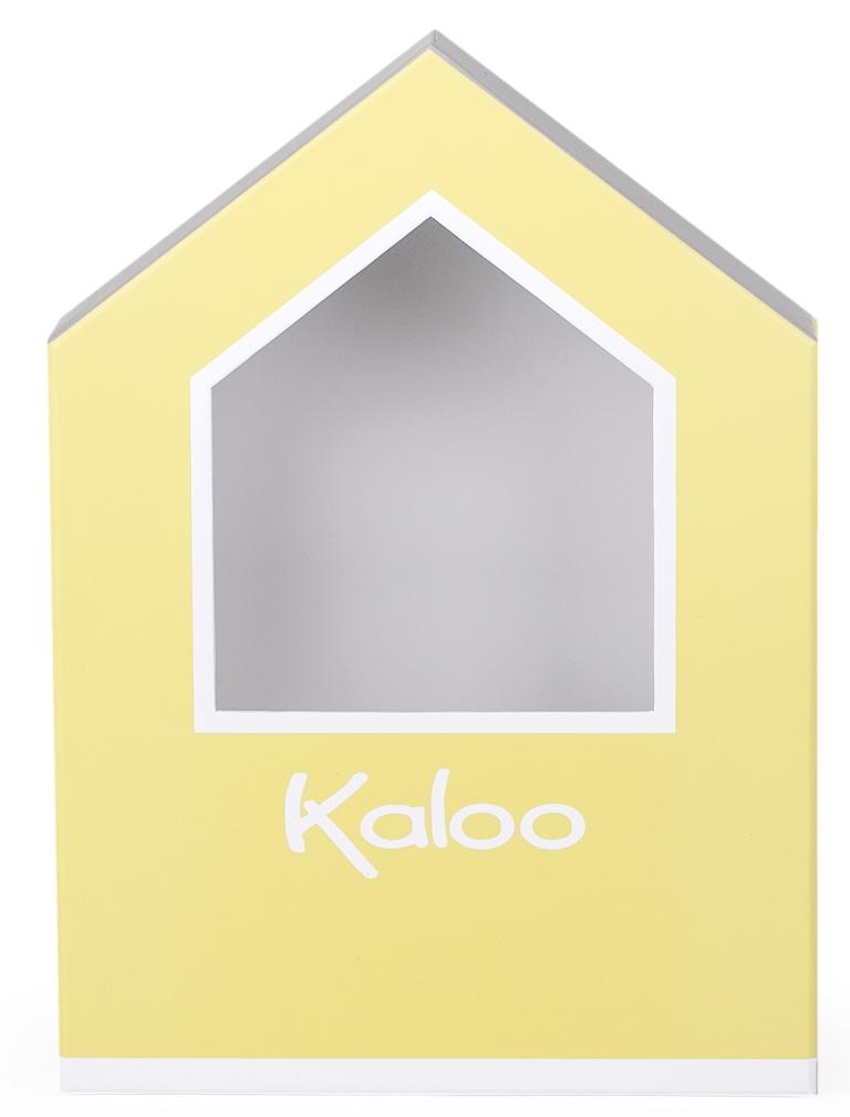 Doudou Lapin Aqua et Crème Bébé Pastel - 20 cm