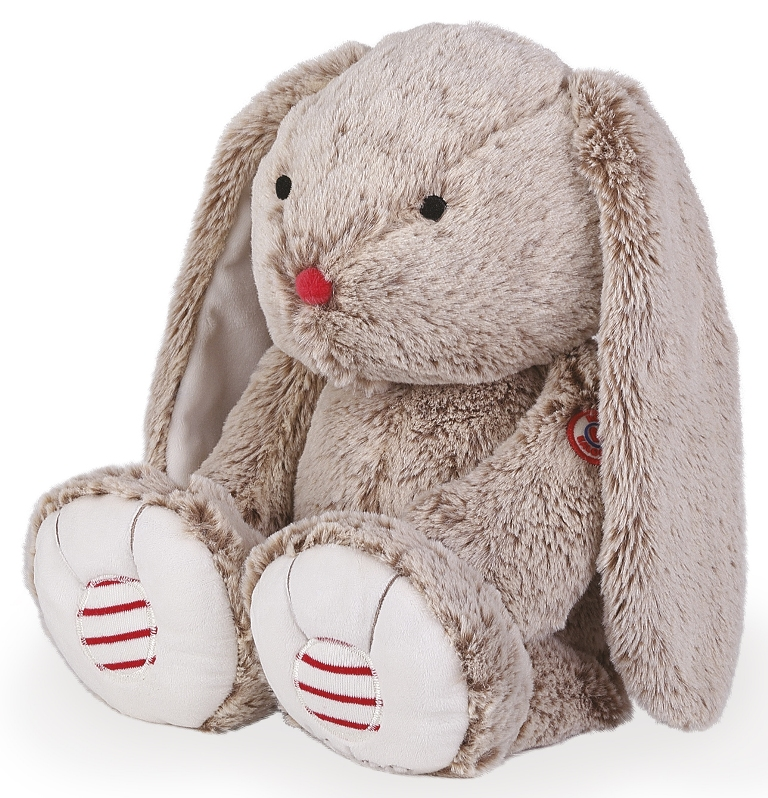 Kaloo peluche large lapin sable rouge - Sable a lapin ...
