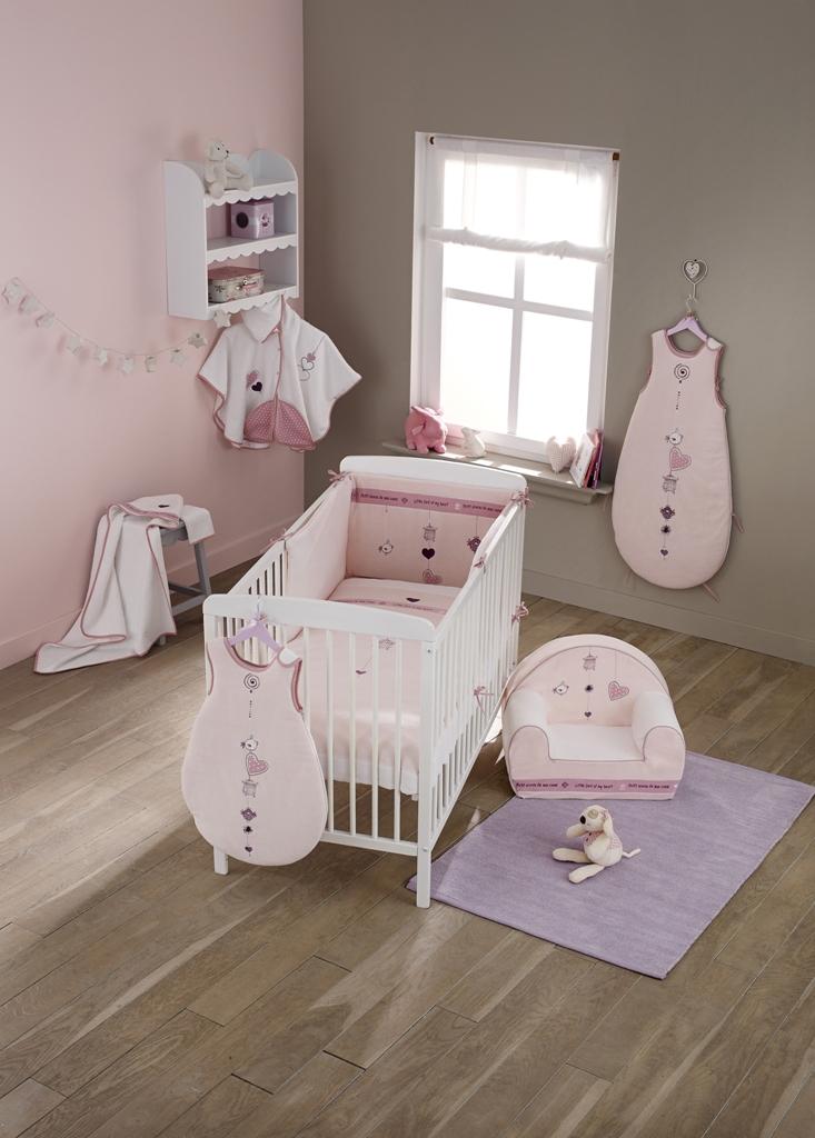 babycalin tour de lit lolita doudouplanet. Black Bedroom Furniture Sets. Home Design Ideas