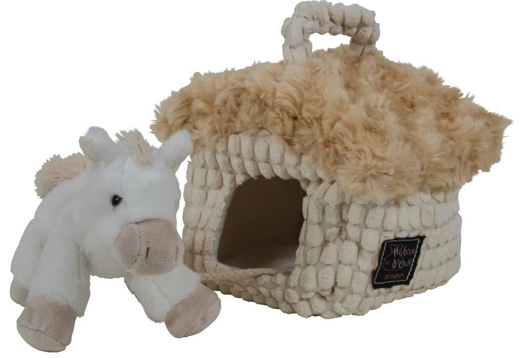 histoire d ours la maison du cheval