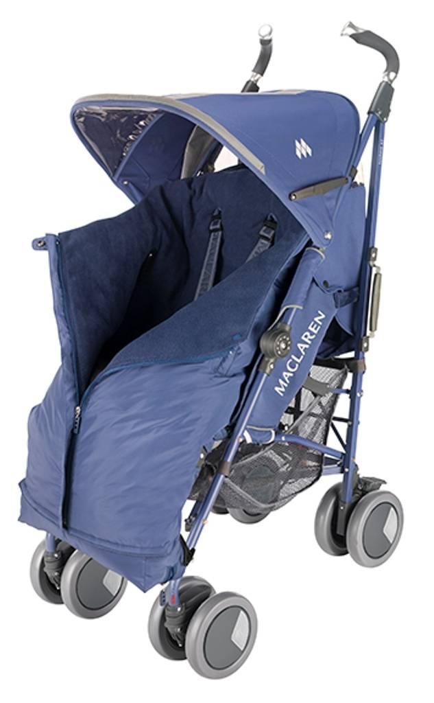 maclaren chanceli re expandable crown blue. Black Bedroom Furniture Sets. Home Design Ideas