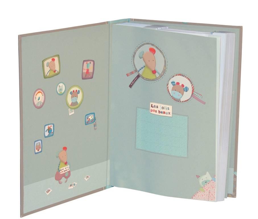 Moulin roty album photo les jolis pas beaux 300 photos - Livre de naissance moulin roty ...