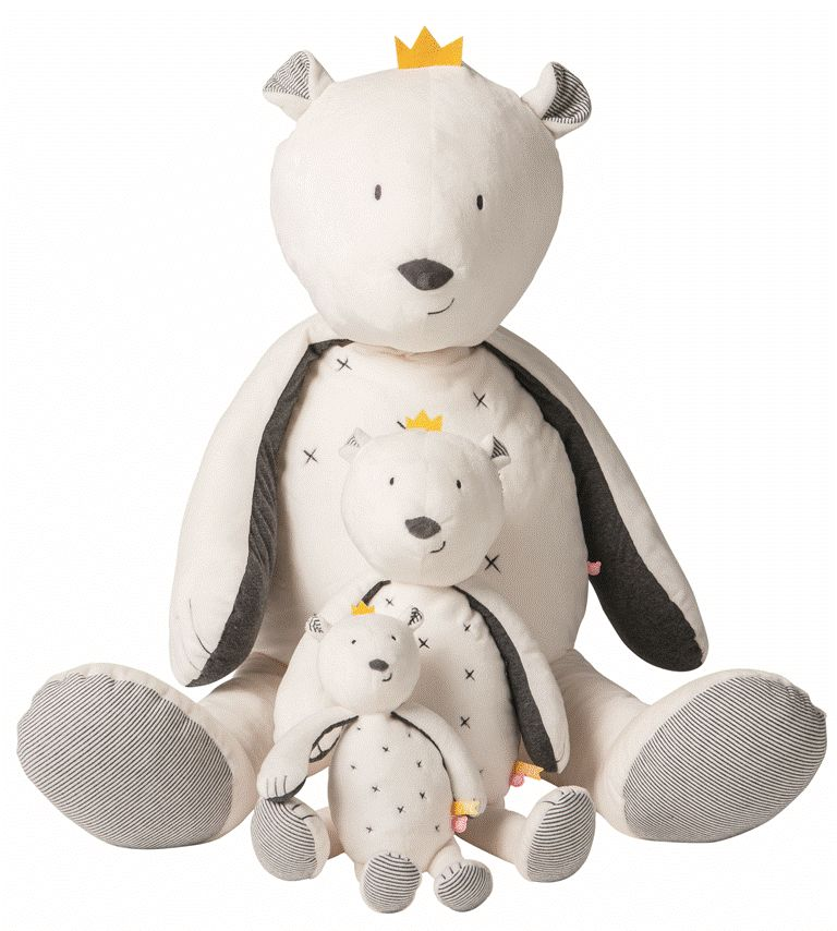 Peluche Ours Polaire Sam Large Timeless