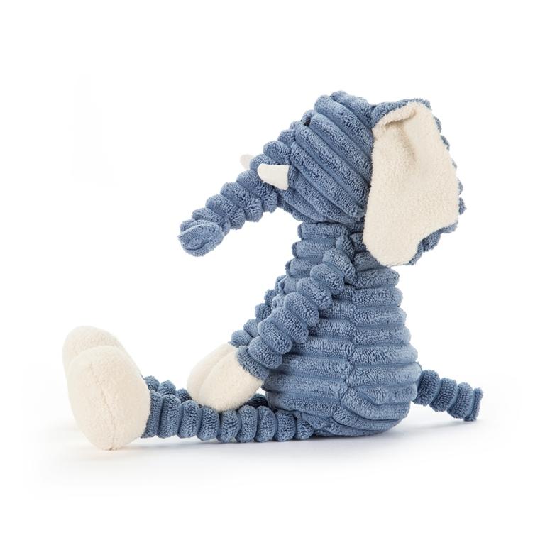 Peluche Eléphant Cordy Roy - 34 cm