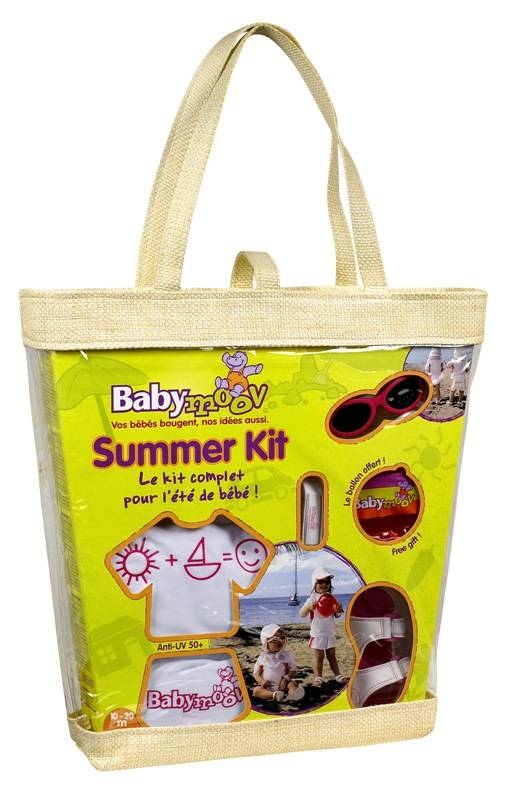 Summer Kit Fille TU