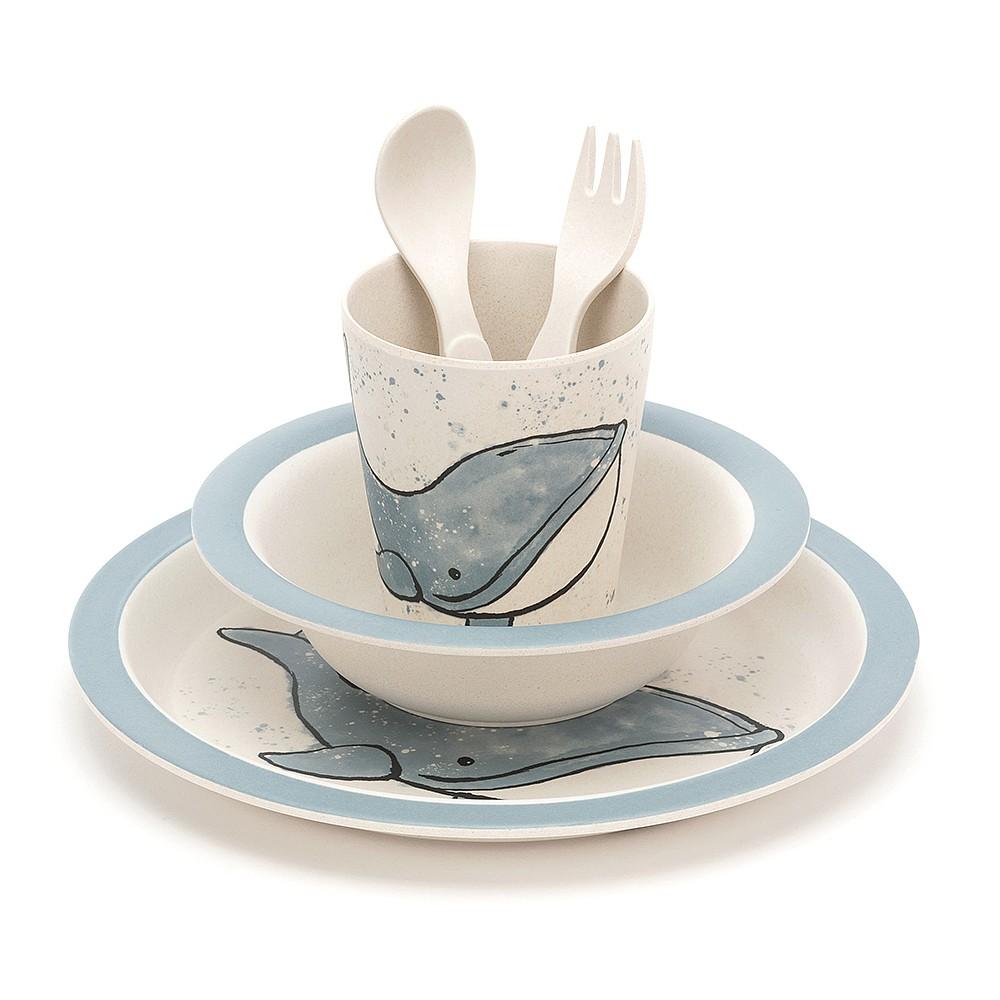 Coffret Repas Bambou Baleine
