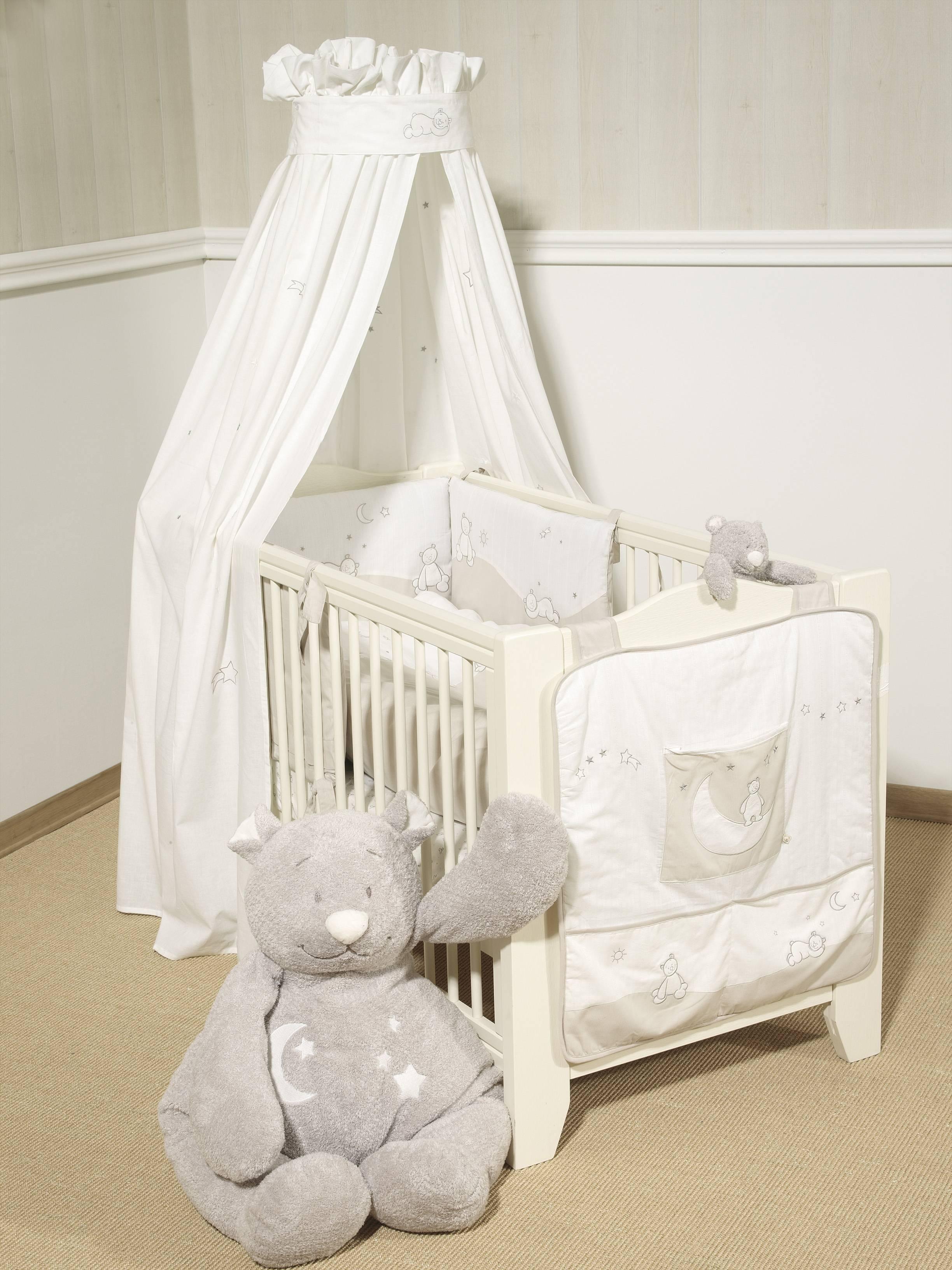 noukies ciel de lit sweet dream doudouplanet. Black Bedroom Furniture Sets. Home Design Ideas