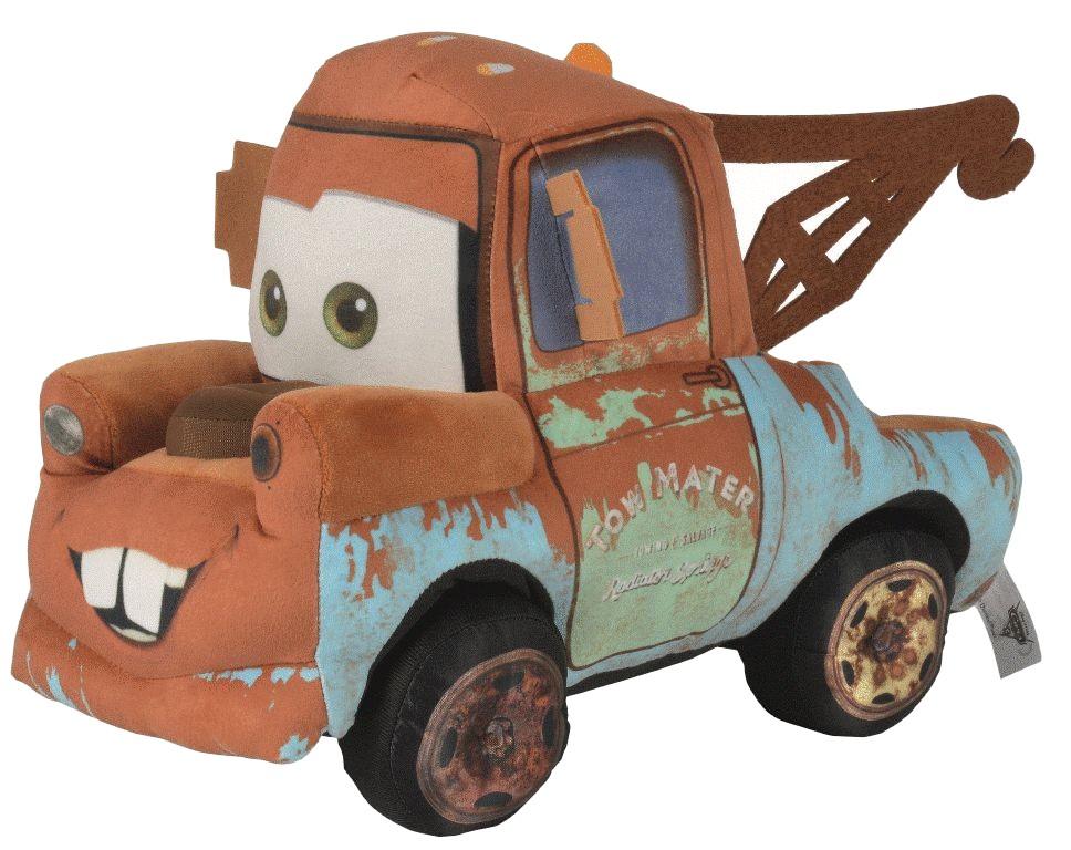 Peluche Martin Cars 3 - 45 cm