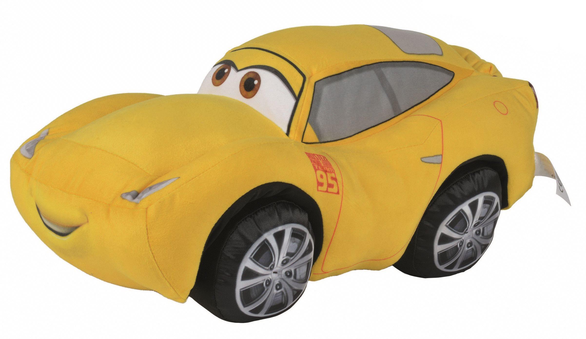 Peluche Cruz Ramirez Cars 3 - 45 cm