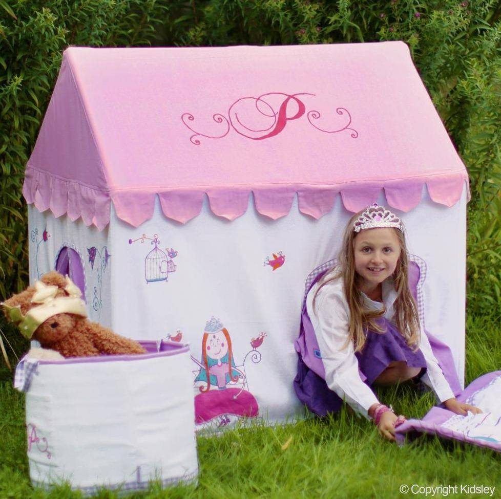 kidsley tente de jeu princesse petit mod le. Black Bedroom Furniture Sets. Home Design Ideas