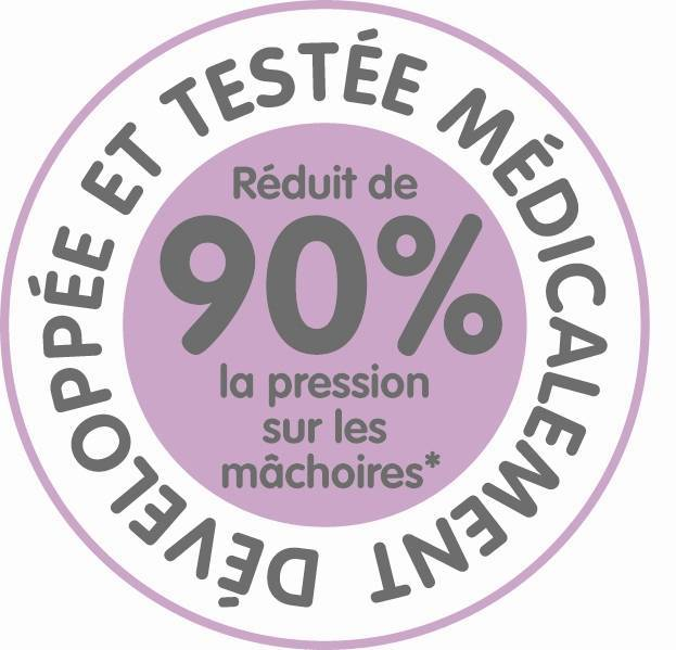 Sucette Evidence Caoutchou T2