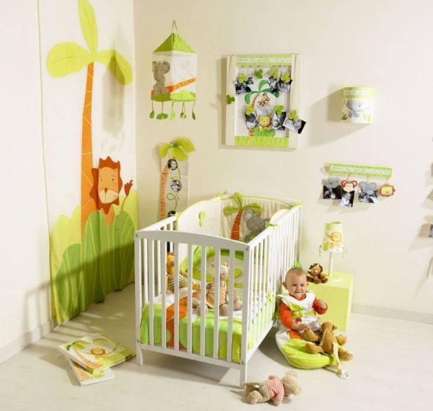 tour de lit bébé titoutam Titoutam   Rideau jungle Doudouplanet tour de lit bébé titoutam
