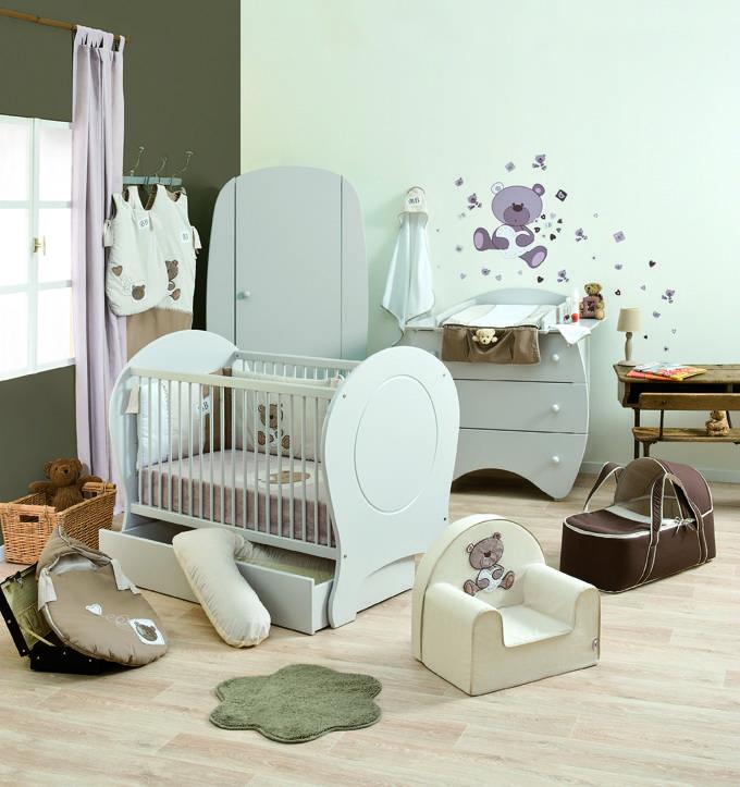 candide tour de lit b b tradition doudouplanet. Black Bedroom Furniture Sets. Home Design Ideas