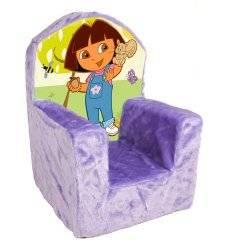 spin master fauteuil dora doudouplanet. Black Bedroom Furniture Sets. Home Design Ideas
