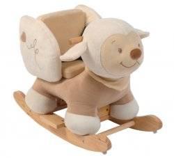 nattou bascule mouton noa doudouplanet. Black Bedroom Furniture Sets. Home Design Ideas