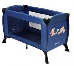 nattou lit parapluie bleu les zamis doudouplanet. Black Bedroom Furniture Sets. Home Design Ideas