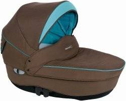 B b confort nacelle windoo choco mint - Matelas nacelle streety bebe confort ...