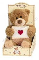 Gund Peluche Ours With Love
