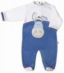 Noukies Pyjama Captain Paco Funny