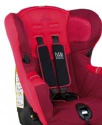 b b confort si ge auto is os isofix optic framboise. Black Bedroom Furniture Sets. Home Design Ideas