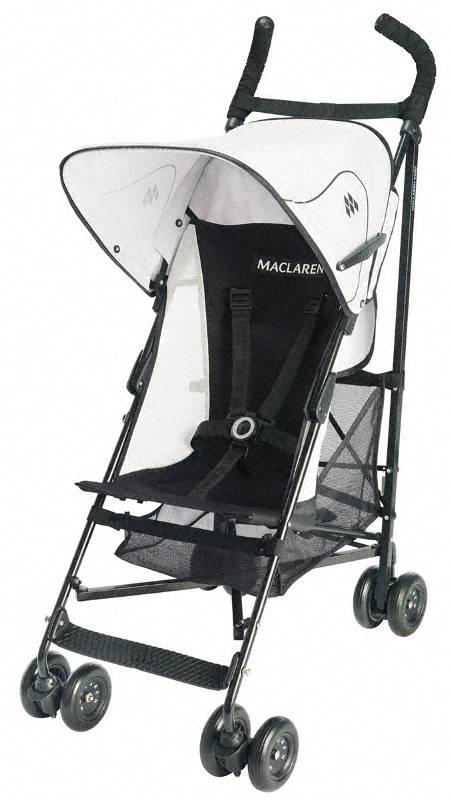 maclaren poussette canne volo black mod le 2012. Black Bedroom Furniture Sets. Home Design Ideas